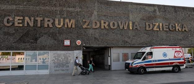 Centrum Zdrowia Dziecka /Marcin Obara /PAP