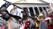 Centurionów i gladiatorów już w Rzymie nie spotkasz