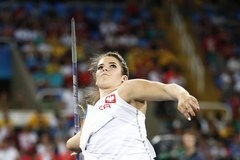 Centymetry od podium. Maria Andrejczyk zajęła czwarte miejsce