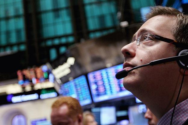 Ceny akcji amerykańskich banków poszły w górę od 7 do 11 procent /AFP