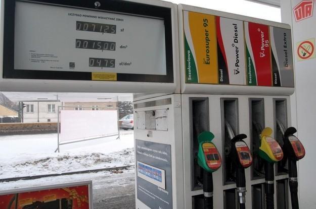 Ceny benzyny 95 przekroczyły 5 zł / Fot: Damian Klamka /Agencja SE/East News