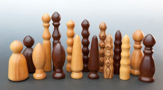 Ceny drewnianych arcydzieł wahają się od 39 do 75 euro /materiały prasowe