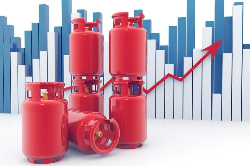 Ceny gazu i energii niepokoją przed zimą /123RF/PICSEL