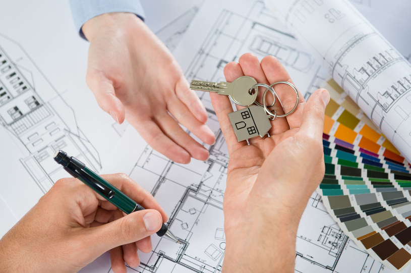 Ceny mieszkań są już bardzo wysokie /123RF/PICSEL