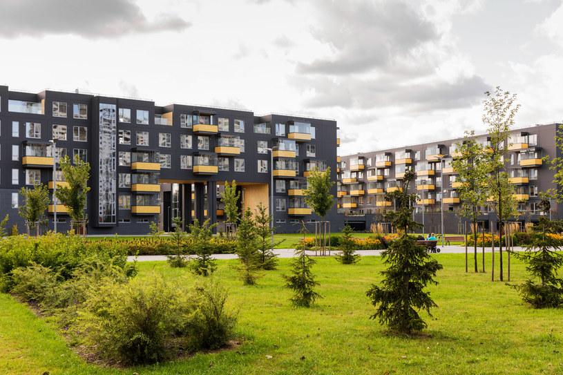 Ceny mieszkań używanych rosły szybciej niż nowych /123RF/PICSEL