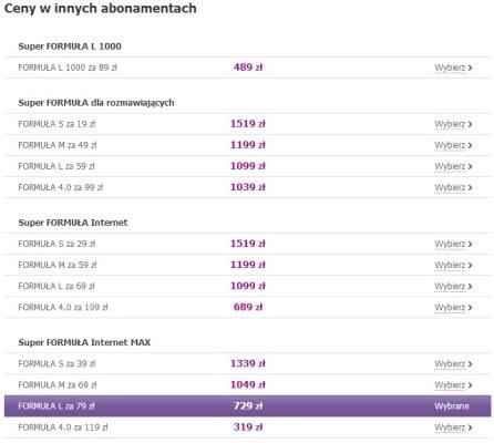 Ceny Nokia Lumia 820 /materiały prasowe