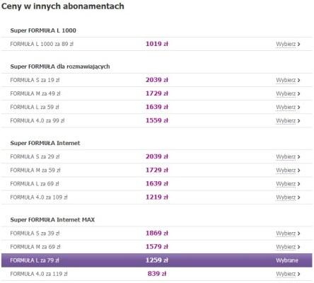 Ceny Nokia Lumia 920 /materiały prasowe