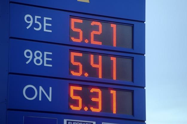 Ceny paliw będą w Polsce rosnąć... Fot. Wojciech Stróżyk /Reporter