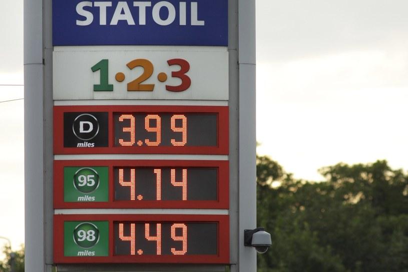 Ceny paliw na razie nie wzrosną /Adrian Ślazok /Reporter