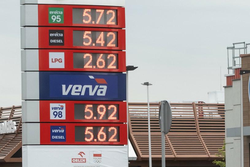 Ceny paliw nieuchronnie zbliżają się do 6 zł za litr... /Anna Kaczmarz/Dziennik Polski/Polska Press /East News