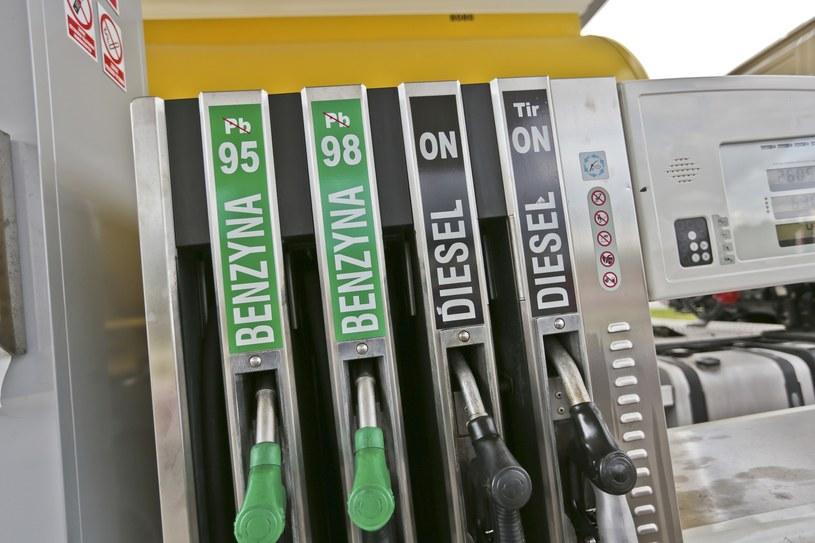 Ceny paliw pozostają na rekordowym poziomie /Piotr Jędzura /Reporter