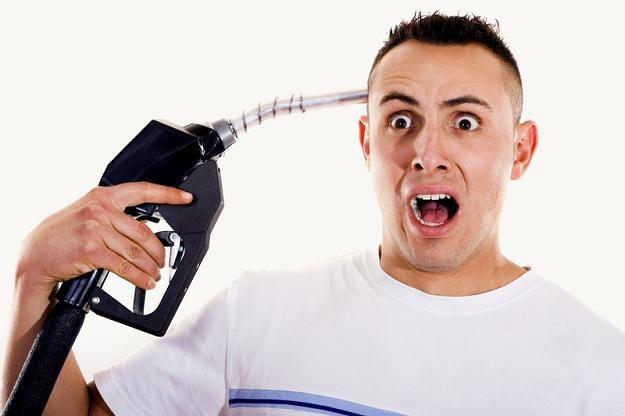 Ceny paliw są znowu na rekordowym poziomie /© Panthermedia