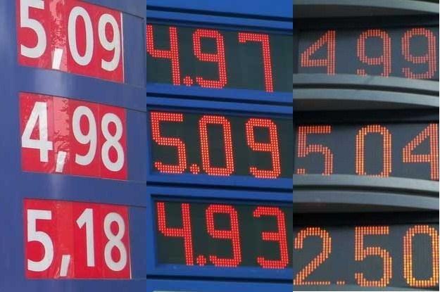 Ceny paliw spadły poniżej 5 zł /INTERIA.PL