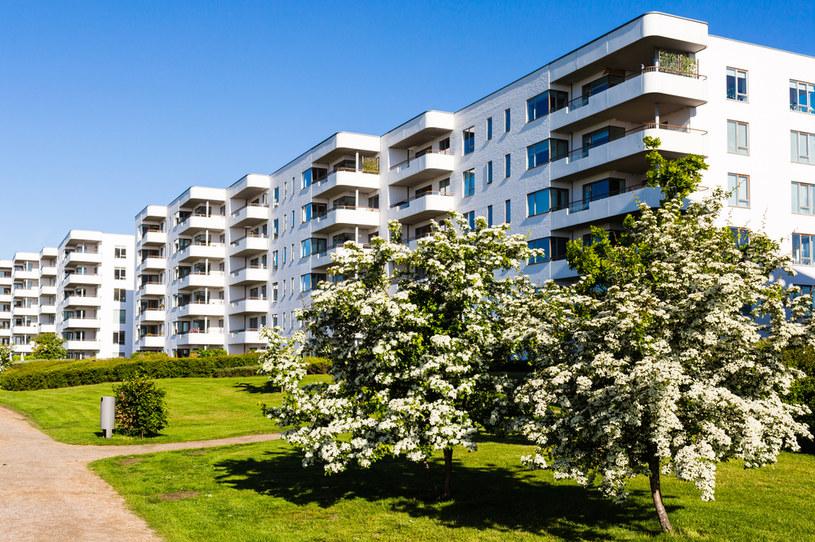 Ceny transakcyjne mieszkań osiągają rekordowe wartości /123RF/PICSEL