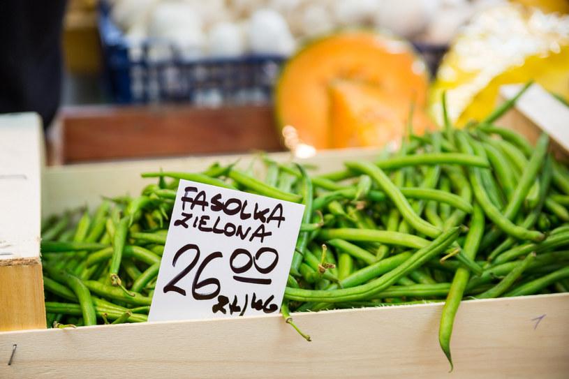 Ceny warzyw i owoców znacznie wzrosły /KONRAD KOZŁOWSKI/POLSKAPRESS /Agencja SE/East News