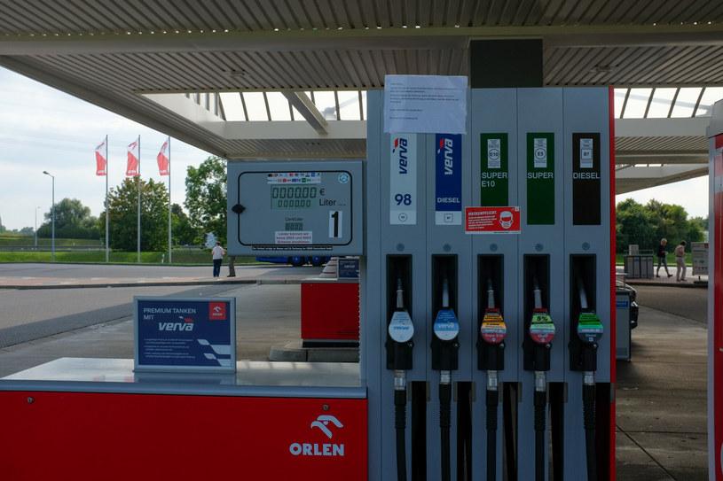 Ceny wszystkich paliw idą w górę, ale najbardziej drożeje olej napędowy /Grzegorz Banaszak /Reporter