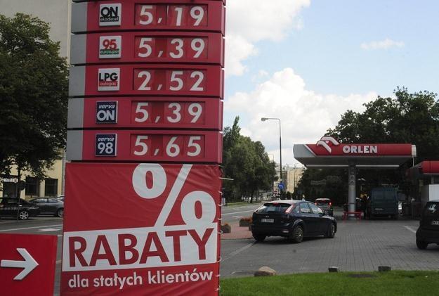 Ceny z 2 sierpnia. Fot. Włodzimierz Wasyluk /Reporter