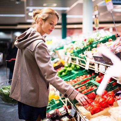 Ceny zaczynają galopadę przez m.in. żywność i napoje /©123RF/PICSEL