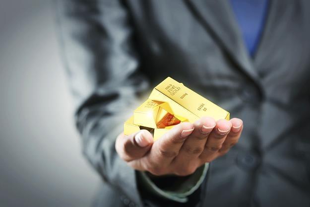 Ceny złota biją rekordy /©123RF/PICSEL