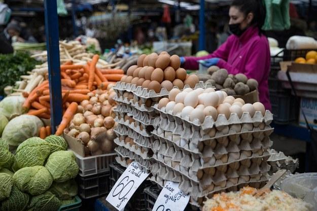 Ceny żywności, paliw i energii to główne przyczyny wzrostu inflacji //Łukasz Gągulski /PAP