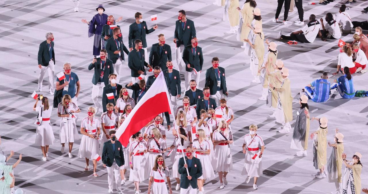 Ceremonia otwarcia igrzysk olimpijskich Tokio 2020