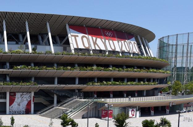 Ceremonia otwarcia igrzysk w Tokio zaplanowana jest na piątek /AYANO SATO /PAP/EPA