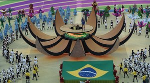 Ceremonia otwarcia mundialu rozczarowała brazylijskich dziennikarzy