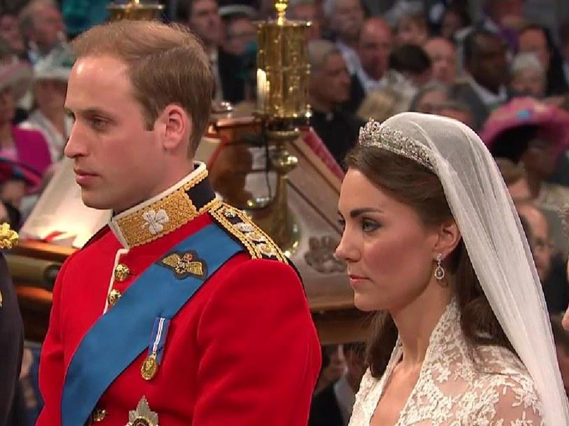 Ceremonia zaślubin Kate i Williama  /Styl.pl