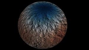 Ceres na nowych zdjęciach NASA