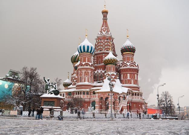 Cerkiew Św. Bazylego w Moskwie /©123RF/PICSEL