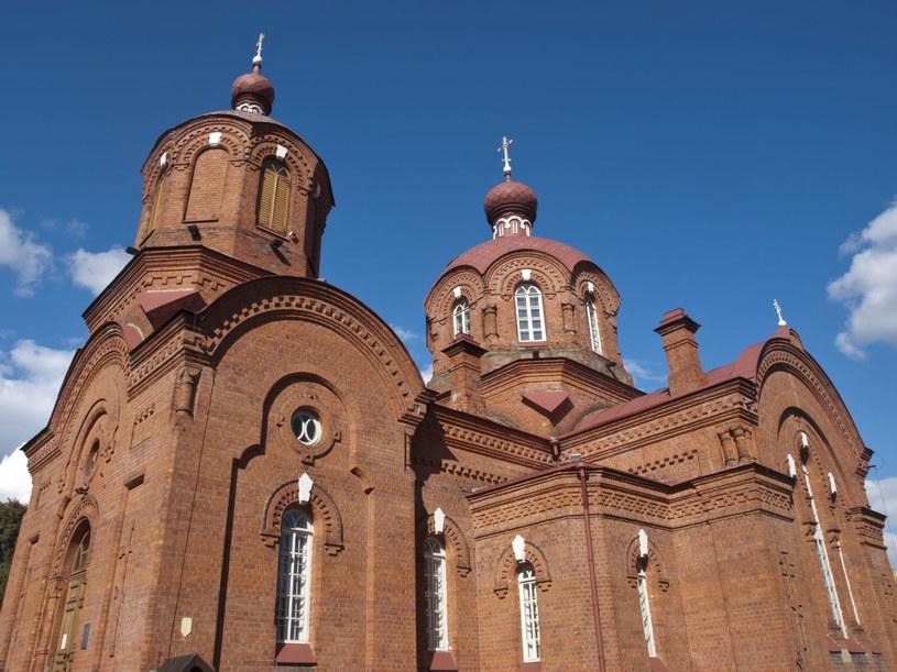 Cerkiew św. Mikołaja Cudotwórcy w Białowieży /123RF/PICSEL
