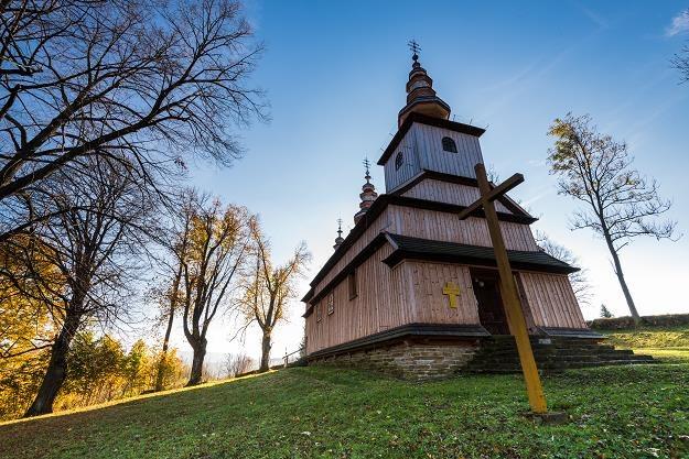 Cerkiew w bieszczadzkich Radoszycach /©123RF/PICSEL