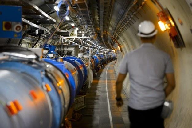 CERN zbuduje akcelerator cząstek aż 3 razy większy od LHC? /AFP