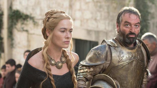 Cersei będzie próbowała desperacko utrzymać władzę /HBO