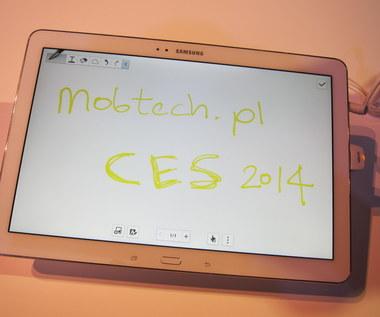 CES 2014: Samsung Galaxy Note Pro 12.2