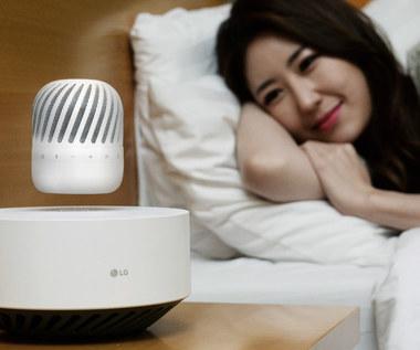 CES 2017: LG prezentuje lewitujący głośnik