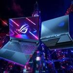 CES 2021: ASUS ROG zaprezentował nowości gamingowe