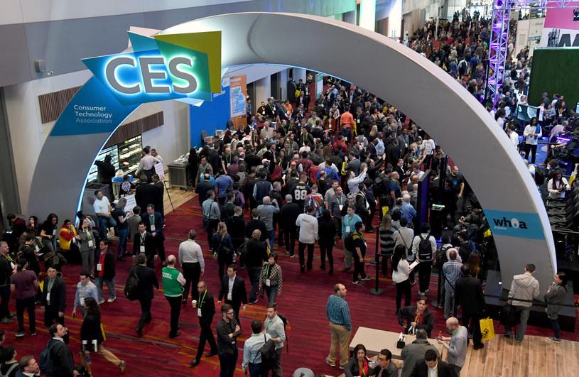 CES w Las Vegas było w tym roku rekordowe /AFP