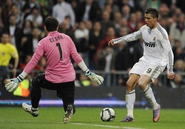 Cesar Sanchez i Ronaldo /AFP