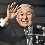 Cesarz Japonii Akihito rozważa abdykację