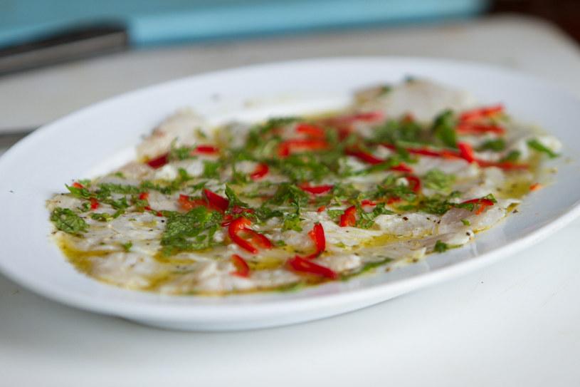 Ceviche to popularna sałatka z owocami morza /Styl.pl/materiały prasowe