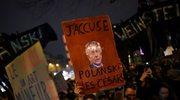 Cezary 2020: Protesty przed ceremonią przeciwko Polańskiemu, policja użyła gazu