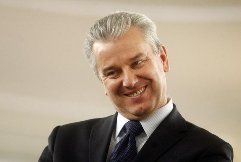Cezary Grabarczyk - minister sprawiedliwości /Adam Guz /Reporter