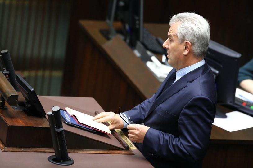 Cezary Grabarczyk /Stanisław Kowalczuk /East News