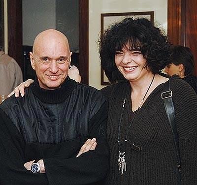 Cezary Harasimowicz i Katarzyna Grochola, fot. Jarczewski/film media s.a. /