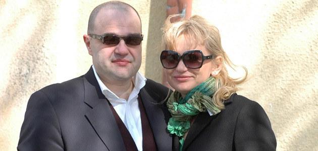 Cezary i Katarzyna Żakowie, fot. Marek Ulatowski  /MWMedia