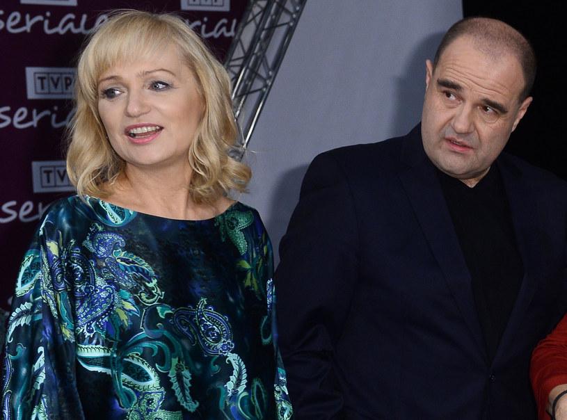 Cezary i Katarzyna Żakowie /- /MWMedia