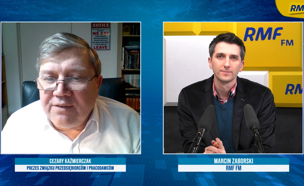 Cezary Kaźmierczak o przedłużeniu restrykcji: Rząd obudzi się z ręką nie w nocniku, a w szambie