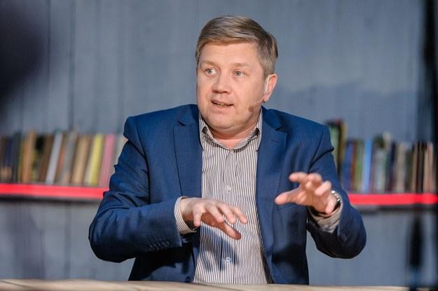Cezary Kaźmierczak, prezes Związku Przedsiebiorców i Pracodawców /Tomasz Urbanek /Agencja SE/East News