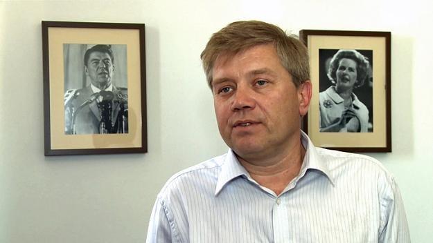 Cezary Kaźmierczak, prezes Związku Przedsiębiorców i Pracodawców /Newseria Biznes